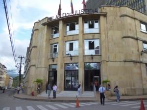 Palacio de Justicia de Ibagué.
