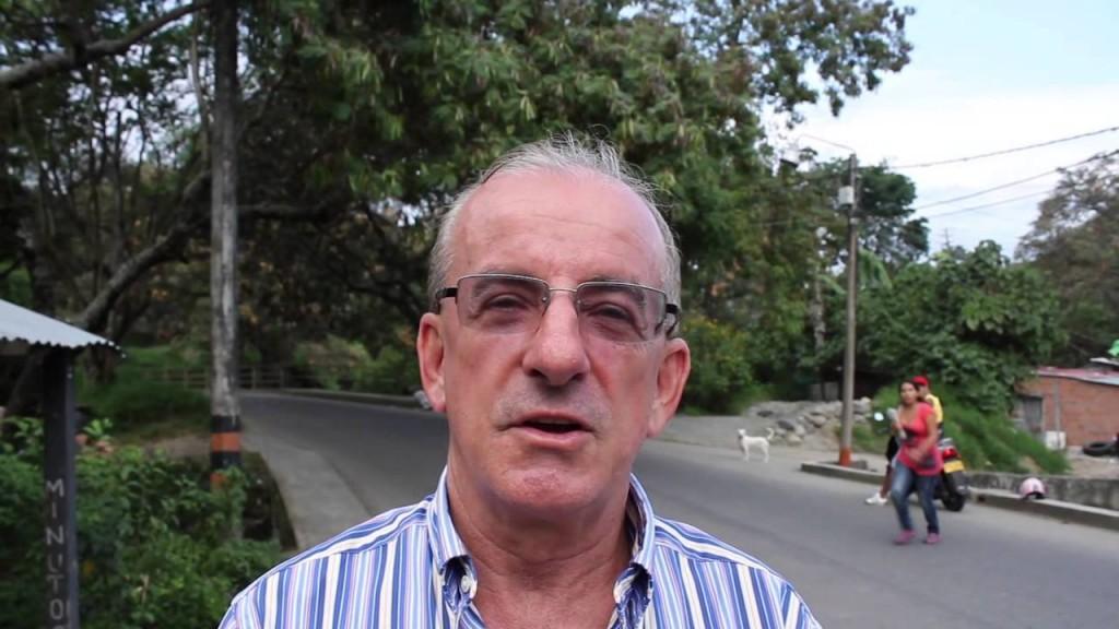 Rubén Darío Rodríguez, candidato liberal a la alcaldía de Ibagué