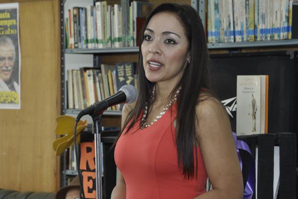 Viviana Gómez. Foto: El Nuevo Día.